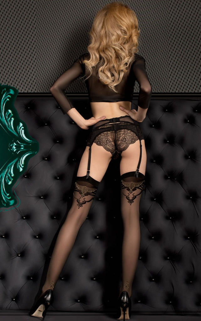 Ballerina 391 Stockings Black