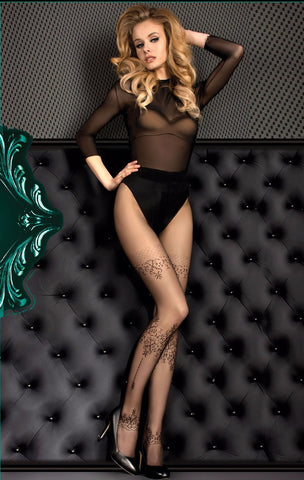 Ballerina 393 Tights Black