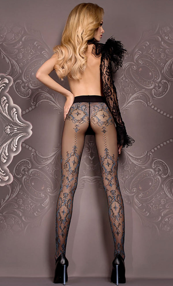 Ballerina 412 Tights - Black