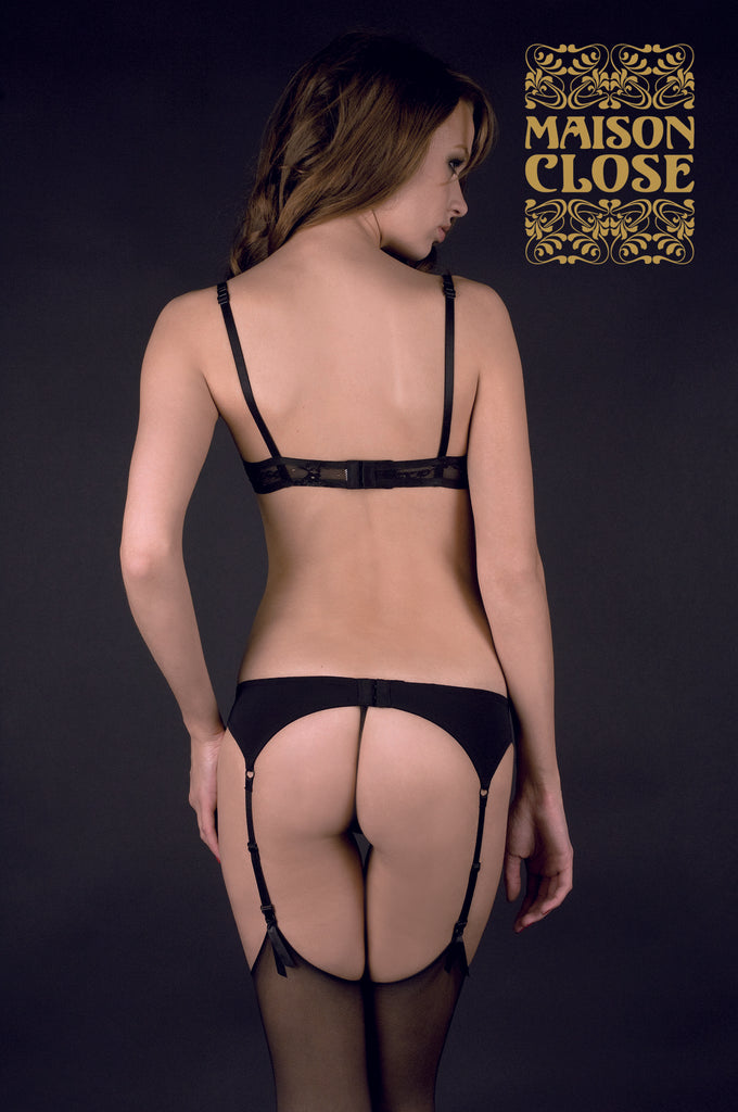 Maison Close Le Petit Secret Garter Belt