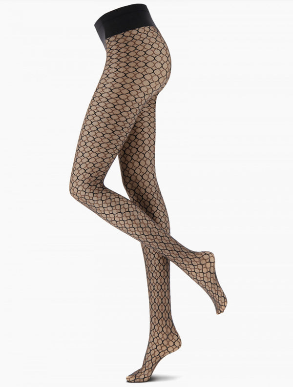 Oroblu Weaving Net Tights