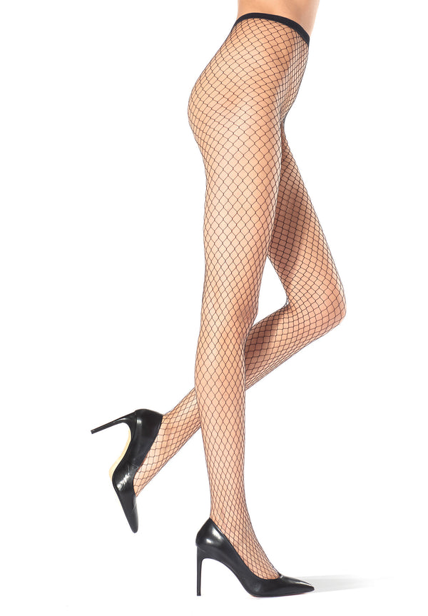 Oroblu Carry Tights - in Black or Mandarin