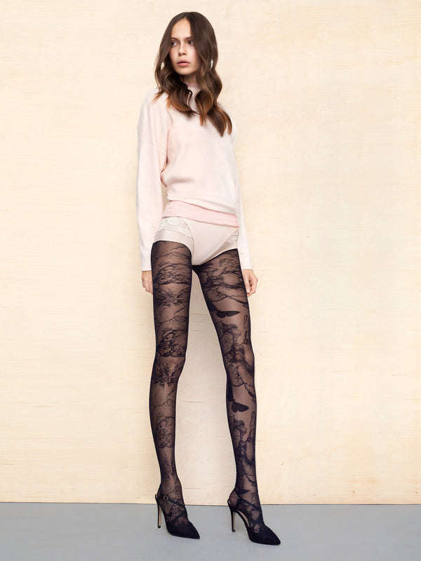 Fiore Garden Party tights