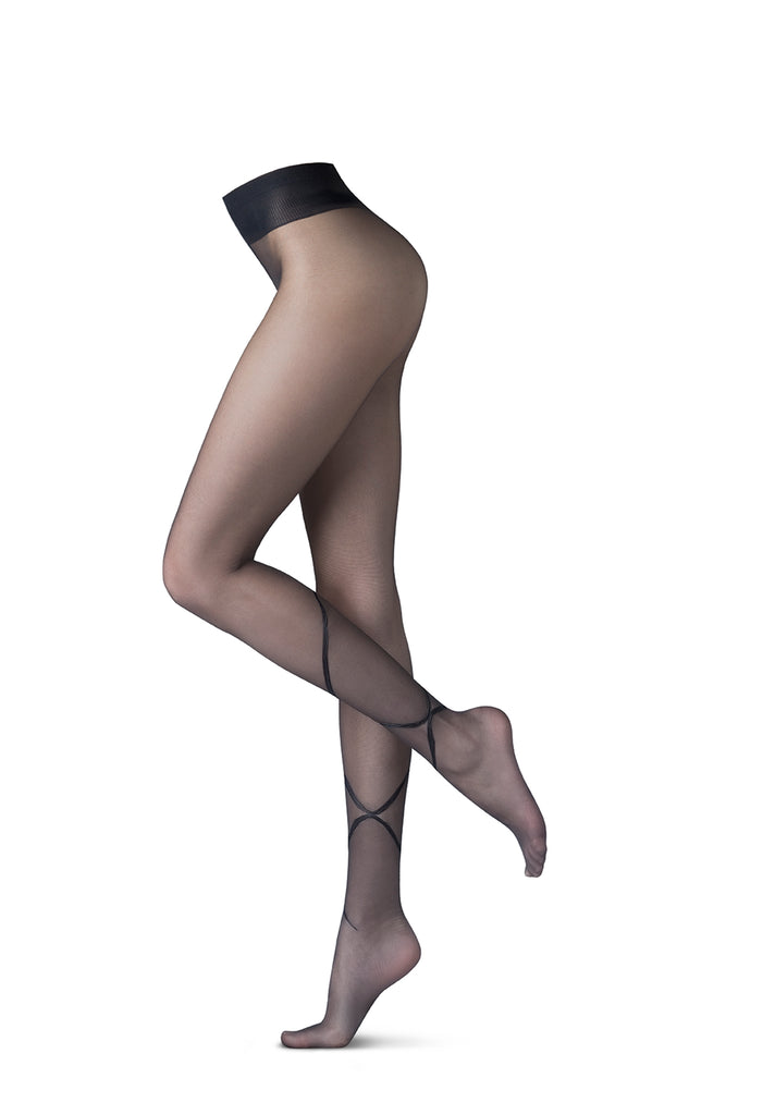 Oroblu Ribbon Tights