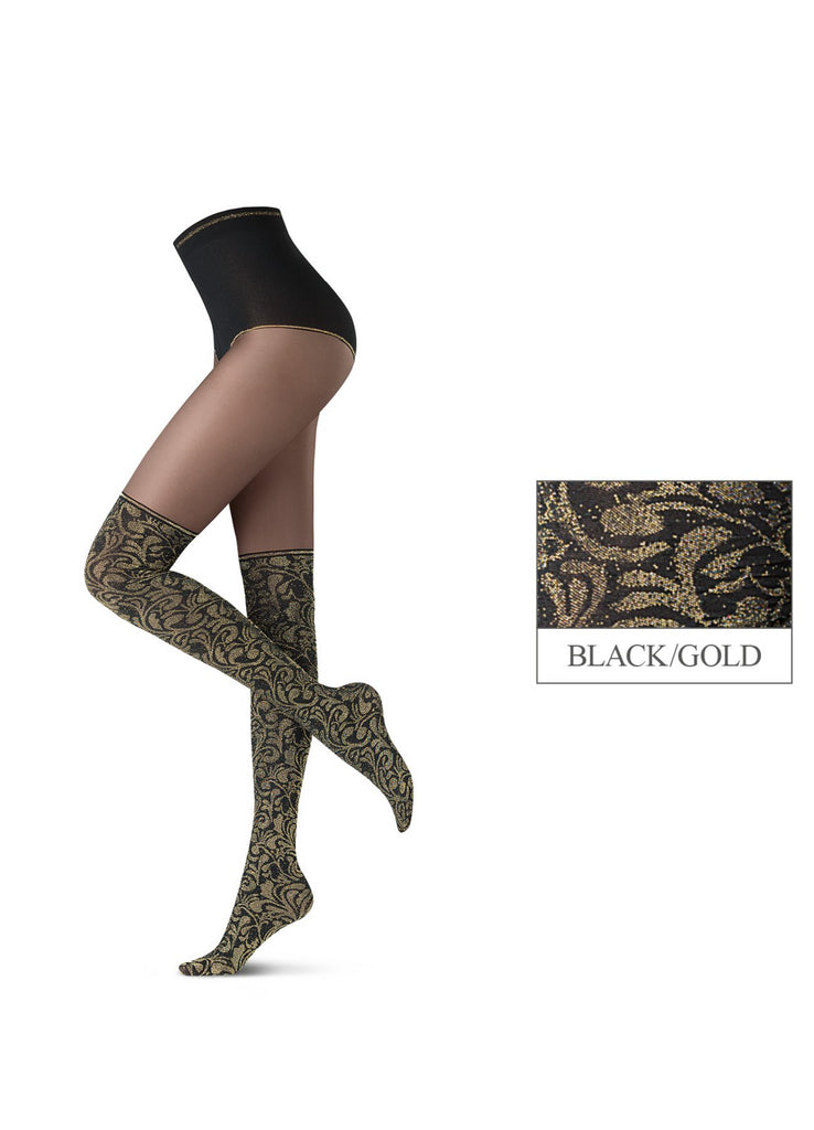 Oroblu Abstract Art Tights