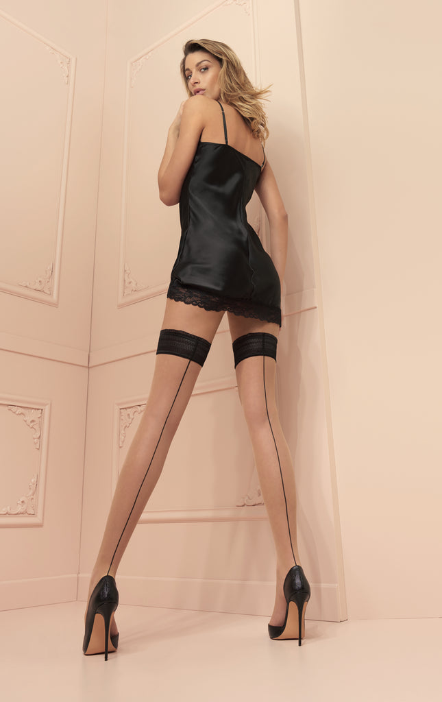 Trasparenze Jessy Seamed Hold Ups