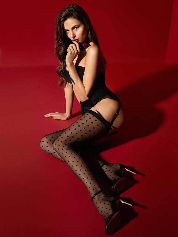 Fiore Louise Stockings