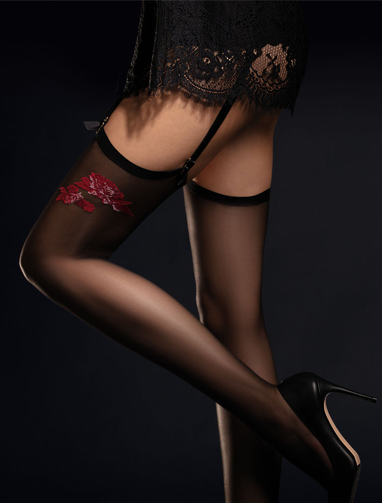 Fiore Piccante Stockings