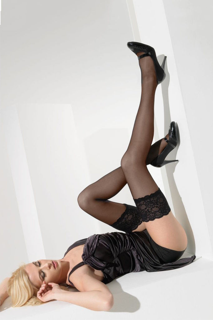 CETTE Paris Hold Ups - Available in black, nude and off-white