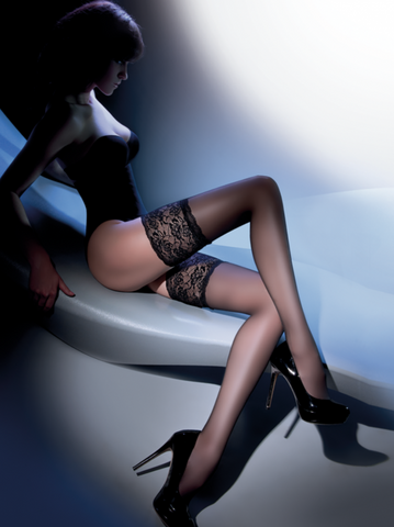 Gabriella Exclusive Hold Ups