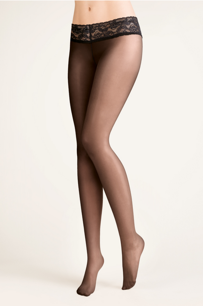 Gabriella Hipster Exclusive Tights - Black