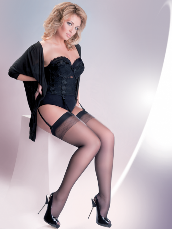 Gabriella Anika Stockings Plus Size