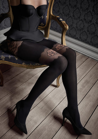Patrizia Gucci for Marilyn G49 tights