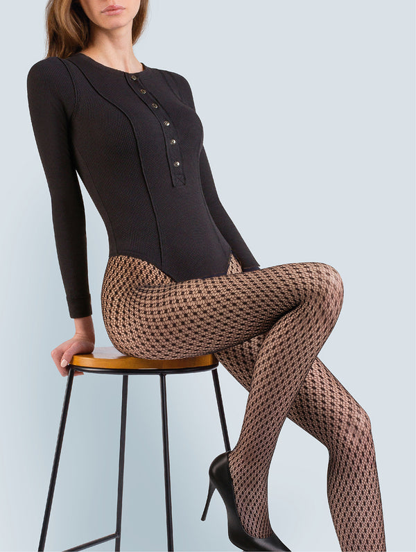 Gabriella Liz Fishnet Tights