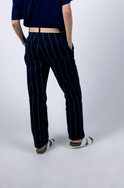 the smith jeans women's in indigo stripe by bethnals 4