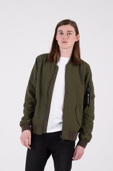 Adams Jacket | Leaf