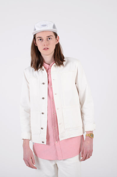 alfie jacket mens by bethnals in white 1