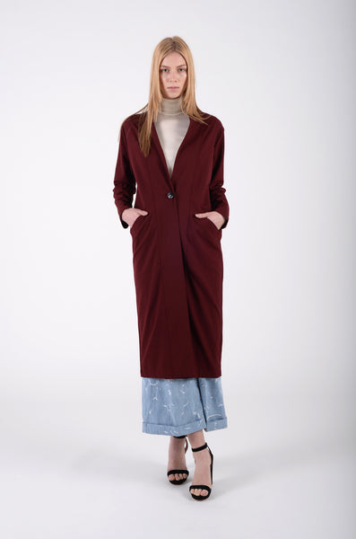 Blown Coat | Wine