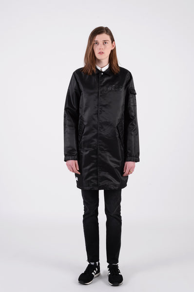 Coach Coat | Black