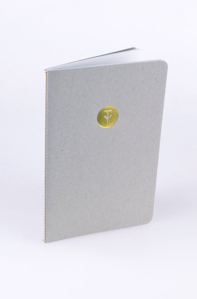 notebook in rough grey by tom pigeon 1