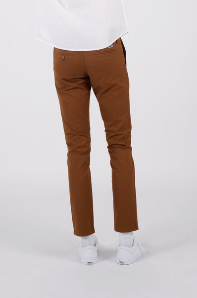 sid pant in hamilton brown by carhartt WIP 1