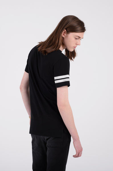 Henley T-Shirt | Black