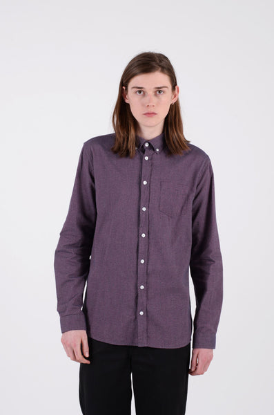 Hunter Shirt | Plum