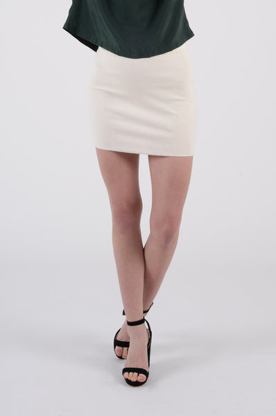 Lash skirt Libertine-Libertine in off-white 1