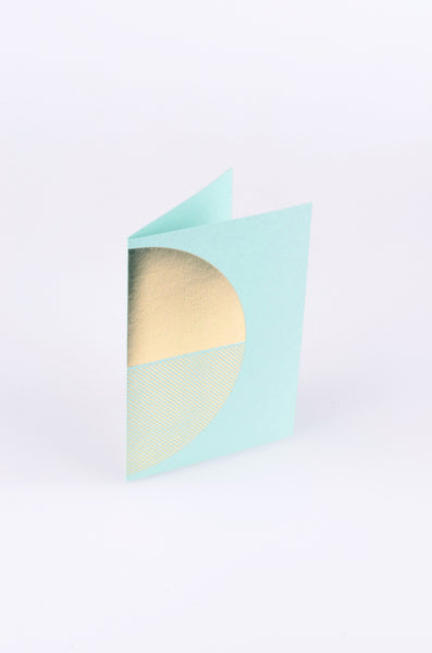 tom pigeon reflex card in brass and mint 1
