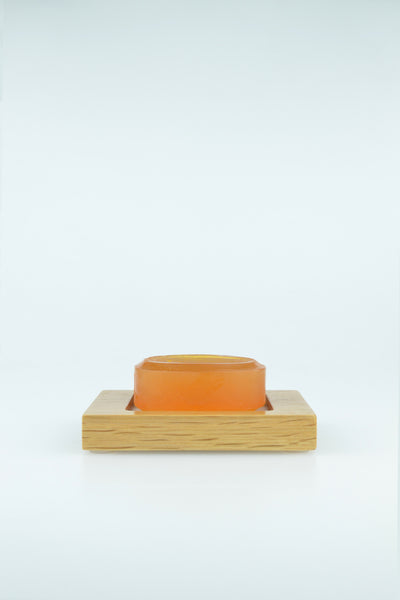 Mezza soap dish in natural by wireworks 1