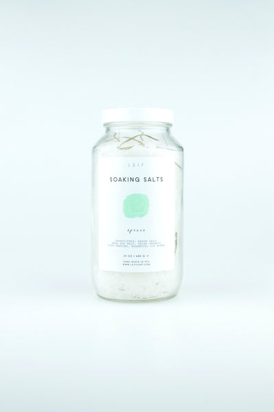 pure soaking salts spruce by leif 1