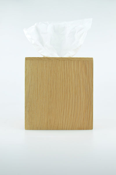 mezza tissue box in natual by wireworks 1