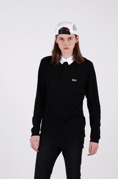 Kelby Polo | Black