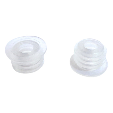Clear Plastic Inserts (set of 2)
