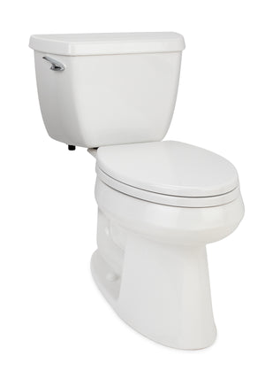 Bath Royale MasterSuite Toilet Seat Mounted