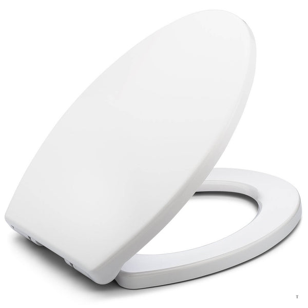 Bath Royale MasterSuite Toilet Seat White
