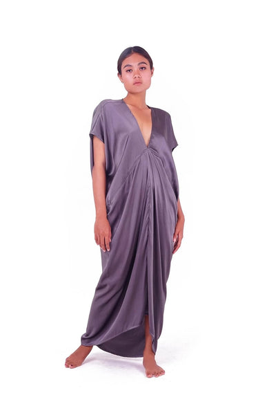 Silk tunic - Satin silk