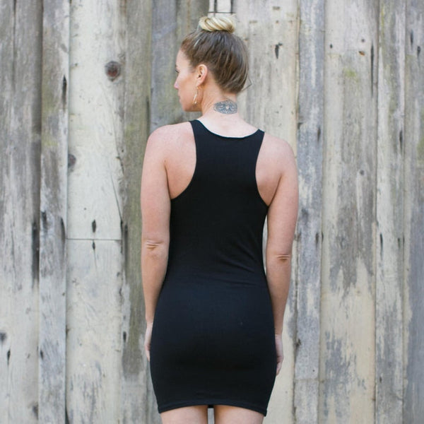 Organic Cotton Basic Tank Dress