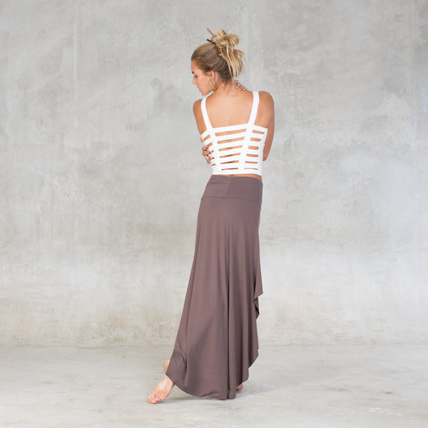 Certified Organic cotton tank top. Sustainable, eco-friendly & slow fashion.
