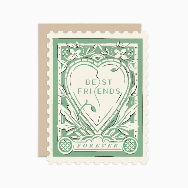 Best Friends Forever Stamp