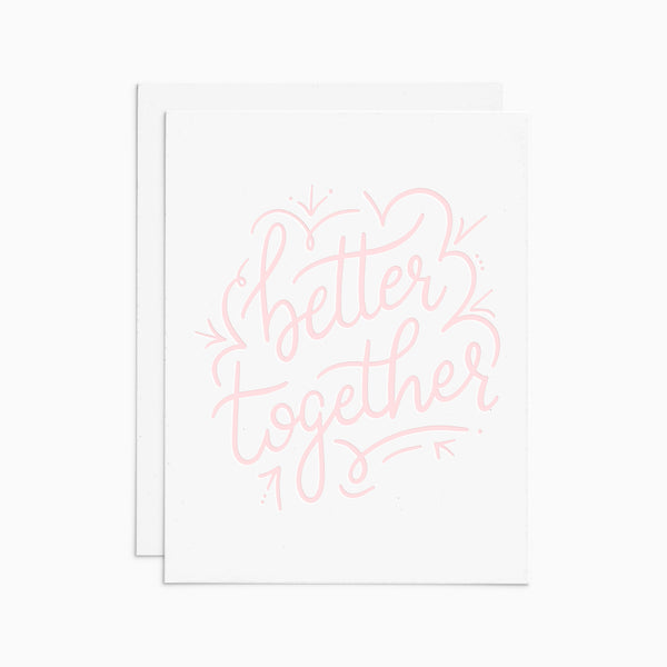 Better Together Card