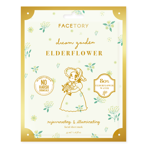 Dream Garden Rejuvenating + Illuminating Face Mask