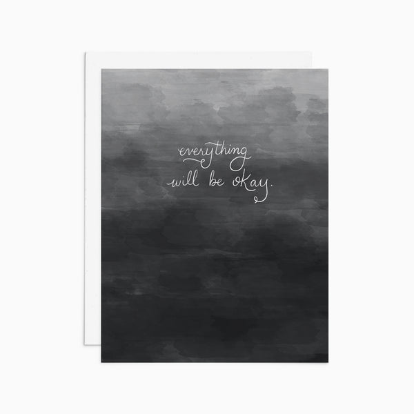Everything Will Be Okay card