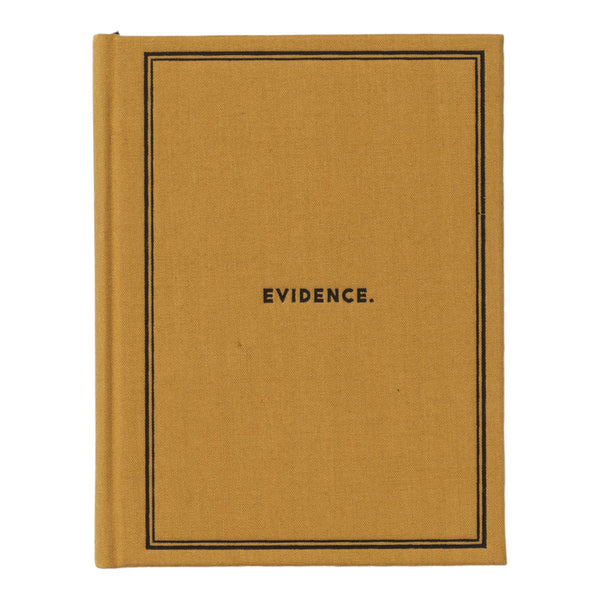 Evidence Pocket Notebook