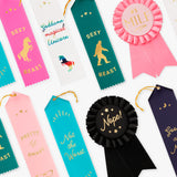 Frankie & Claude everyday award ribbons