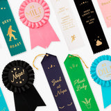Adult award ribbons by Frankie & Claude