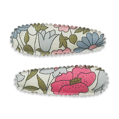 Little Lulu Floral Hair Clip