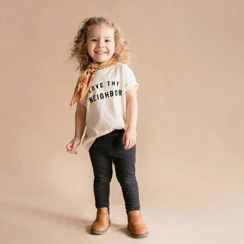 Love Thy Neighbor Toddler Tee