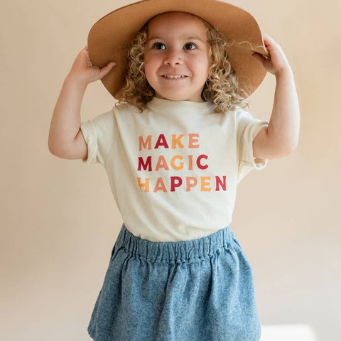 Make Magic Happen Toddler Tee
