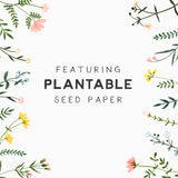 You're Going to Do Big Things - Plantable Card